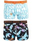 2-Pack Crows Short Shorts