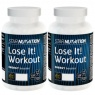 2 x Lose it! Workout, 120 kapselia