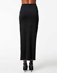 Abbie Plain Long Skirt