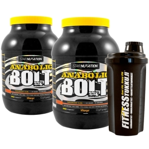 Anabolic Bolt Recovery Pack
