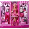 Barbie Doll and Fashion Set Deluxe 1 set
