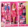 Barbie Doll and Fashion Set Deluxe V7530 1 set