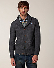 Borre Shawl Cardigan