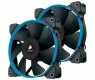 CORSAIR Kotelotuuletin 2 kpl Air Series SP120 Quiet Edition - 120 mm