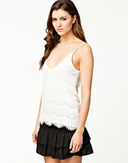 Double Layer Lace Top