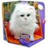 Fur Real Lulus Walkin Kitten White