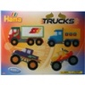 Hama Helmisetti 3132 - Trucks 1 set