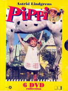 Pippi Långstrump - DVD Box (6 disc)