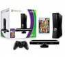 MICROSOFT Konsoli Xbox 360 S - 250 Gt + Kinect (Limited Edition)