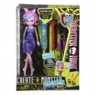 Monster High Color Me Creepy Starter Set 1 set Warewolf