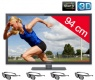 PANASONIC 3D LED -televisio TX-L37ET5E Full HD, 37-tuumainen (94 cm) 1