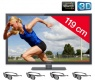 PANASONIC 3D LED -televisio TX-L47ET5E Full HD, 47-tuumainen (119 cm)