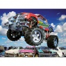 Palapeli 300 Palaa Monstertruck