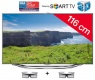 SAMSUNG 3D LED -televisio Smart TV UE46ES8000 Full HD, 46-tuumainen (1