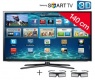 SAMSUNG 3D LED -televisio Smart TV UE55ES6100 HD TV 1080p, 55 inches (