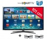 SAMSUNG 3D LED Smart TV -televisio UE40ES6300 HD TV 1080p, 40 inch (10
