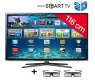 SAMSUNG 3D LED Smart TV -televisio UE46ES6300 HD TV 1080p, 46 inch (11