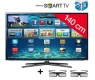 SAMSUNG 3D LED Smart TV -televisio UE55ES6300 HD TV 1080p, 55 inches (