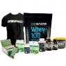Whey-100, 4 kg + Bonus Products!